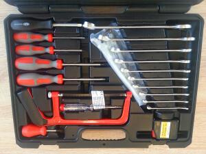 Famex Werkzeugkoffer 145-FX-55 Test