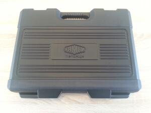 Famex Werkzeugkoffer 145-FX-55 von oben
