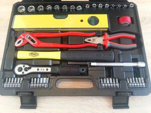 Test - Famex Werkzeugkoffer 145-FX-55