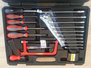 Werkzeugkoffer Schraubendreher