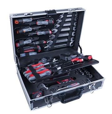 Connex Werkzeugkoffer 116-teilig, COX566116 - 1