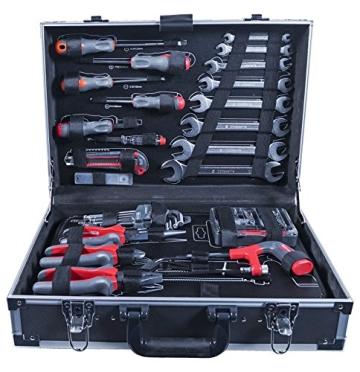 Connex Werkzeugkoffer 116-teilig, COX566116 - 2