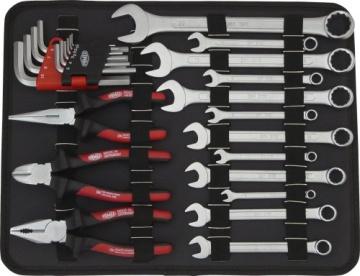 Famex 729-19 Werkzeugkoffer Komplettset Top Qualität mit 66-teiligem Steckschlüsselsatz - 6
