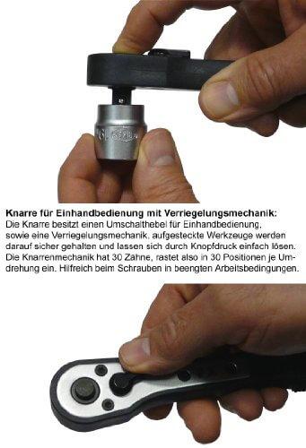 Famex Universal Werkzeugkoffer 145-FX-55 - 5