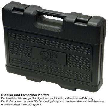 Famex Universal Werkzeugkoffer 145-FX-55 - 7