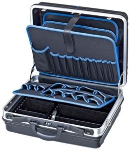"""KNIPEX 00 21 05 LE Werkzeugkoffer """"Basic"""" leer - 1"""