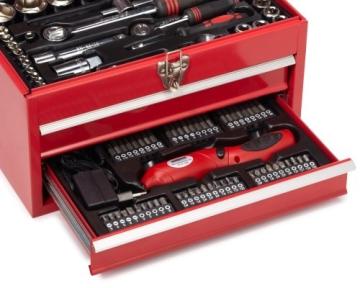 Mannesmann Bestückte Werkzeugbox 155-tlg., M29066 - 2