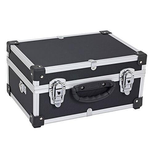 aluminium werkzeugkoffer allround koffer vorstellung. Black Bedroom Furniture Sets. Home Design Ideas