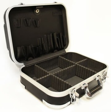 DEMA Werkzeugkoffer ABS schwarz 6+ - 2