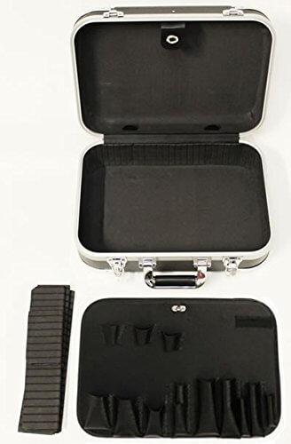 DEMA Werkzeugkoffer ABS schwarz 6+ - 4