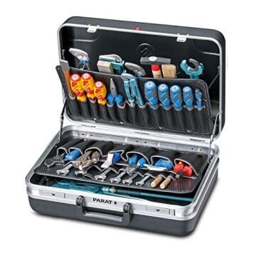 PARAT 433000171 Silver Werkzeugkoffer, Standard Ausführung (Ohne Inhalt) - 2