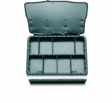 PARAT 433000171 Silver Werkzeugkoffer, Standard Ausführung (Ohne Inhalt) - 4